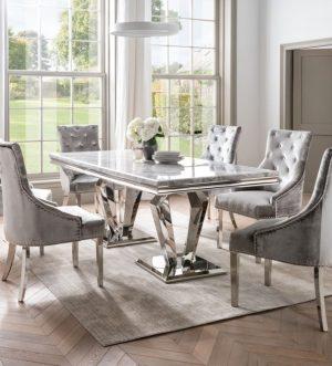 Venezia-Grey-Table