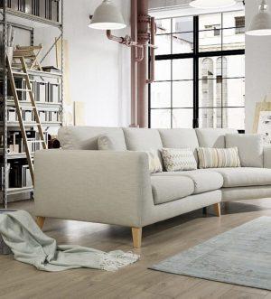 Romano K Shape Sofa