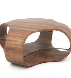Cornerless Quad Coffee Table