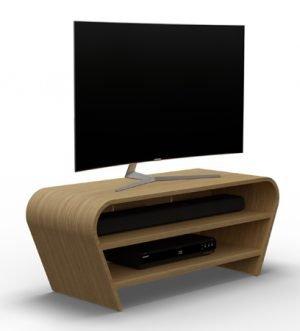 Taper TV Media Table