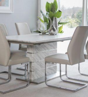 Smart Top Alpha Extending Dining Table