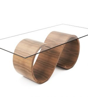 Swirl Dining Table